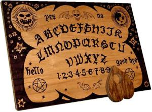 English Ouija Board por Mijail0711