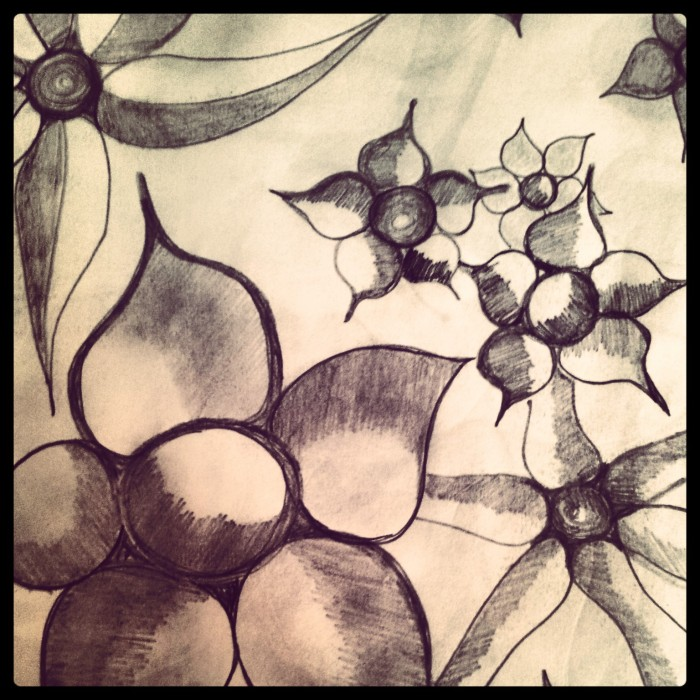 Flores cautivas