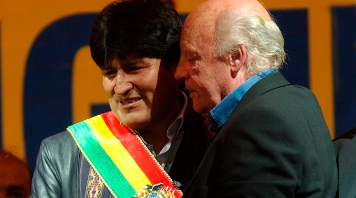 BOLIVIA - INVESTIDURA PRESIDENCIAL